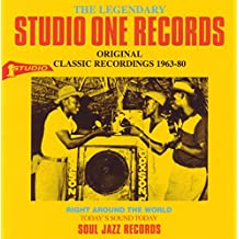 The Legendary Studio One Records   2lp [Vinilo]
