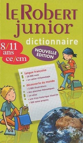 Le Robert Junior (Dictionnaires Scolaires) by Collectif (2010-06-15) par Collectif