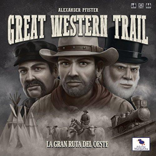 Great Western Trail [Juego en Castellano]