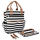 Babymoon Diaper Bag Backpack for Mom Dad,Baby Care Multi-Function Waterproof Travel Nappy Bags