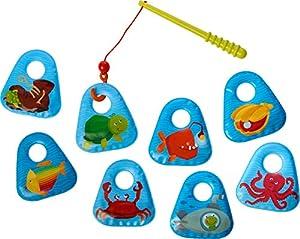 HABA 303606 Juego, Juguete y Pegatina de baño - Juegos, Juguetes y Pegatinas de baño (1.5 yr(s), Plastic, 5 mm, 100 mm, 190 mm, 221 g)