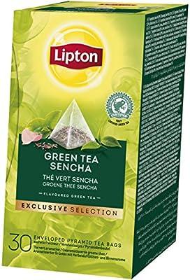 Lipton Pyramid Thé Vert Sencha - 30 sachets 54g