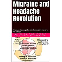 Migraine and Headache Revolution: A focused excerpt from Inflammation Mastery, 4th Edition (Inflammation Mastery & Functional Inflammology) (English Edition)