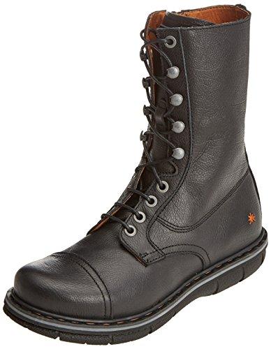 Art Damen Assen Stiefel, Schwarz (Memphis Black), 39 EU (Schuhe Art Stiefel)