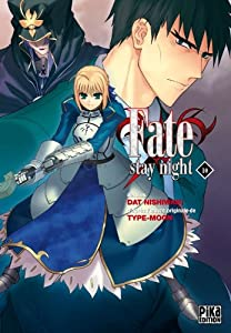 Fate Stay Night Edition simple Tome 10