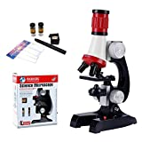 Best Microscopes Kids Microscopes - Kids Microscope, ALEENFOON 1200x, 400x, 100x Magnification Children Review