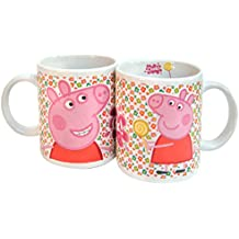 Decorata Party 501000340 - Taza ceramica peppa pig