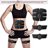 EMS Abs Trainer,Charminer Abdominal Toning Belts Muscle Toner - Best Reviews Guide