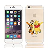 Best Cases for iPhone 5C Friends I Phone 6 Cases - NEW Disney Winnie-the-Pooh & Friends Transparent TPU Soft Review
