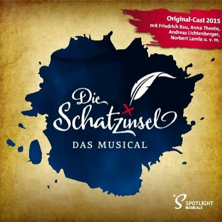 Price comparison product image Die Schatzinsel - Das Musical