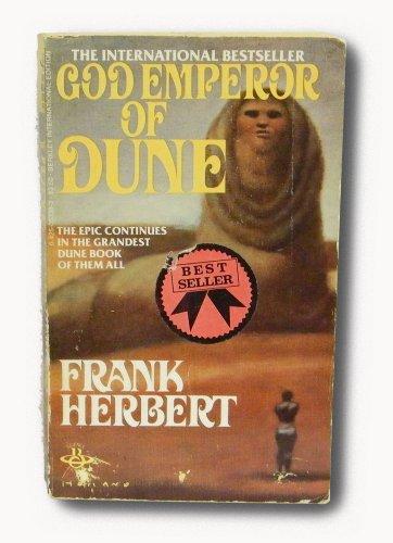 God Emperor Dune/Int par Frank Herbert