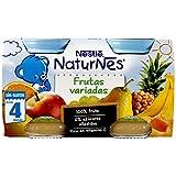 Nestlé Naturnes - Frutas Variadas - A partir de 4 meses - 2 x 130 g
