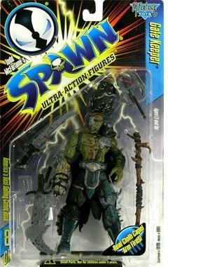 Spawn Ultra-Action-Figuren Gate Keeper (Japan-Import)