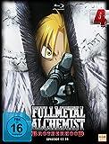 Fullmetal Alchemist: Brotherhood - Vol. 4 (Digipack im Schuber mit Hochprägung und Glanzfolie) [Blu-ray] [Limited Edtion] [Limited Edition]