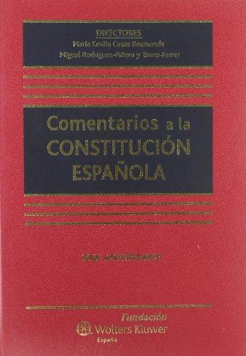 Comentarios a la Constitución Española: XXX Aniversario