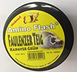 FTM Amino Flash Faulenzer Teig KADAVER - GRÜN New 2018 100g Dose