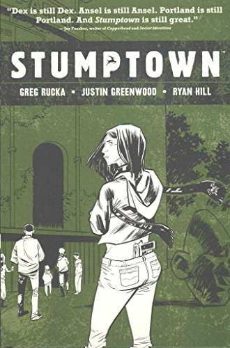[(Stumptown: Volume 3)] [By (author) Greg Rucka ] published on (April, 2015)