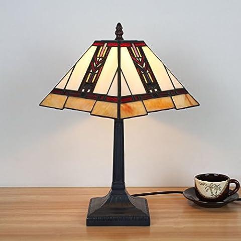 10 inch Creative Black Belt Minimalist Tiffany Style Table Lamp Bedside Lamp Desk Lamp Living room Bar