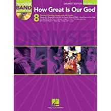 Worship Band Playalong Volume 3: How Great Is Our God - Drums Edition. Partituras, CD para Batería