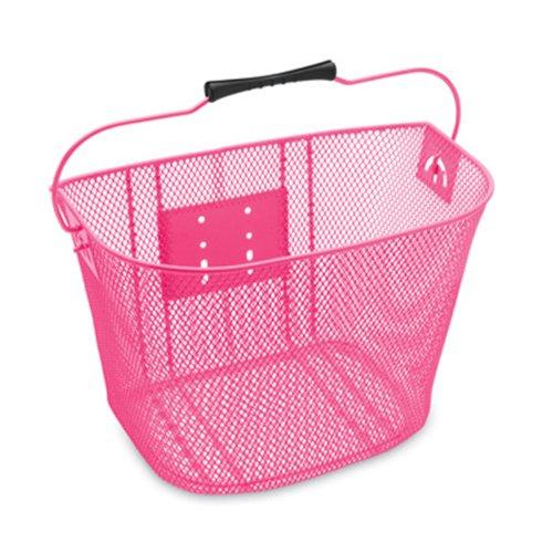 Electra Metall Fahrrad Lenkerkorb pink Brooks Korb