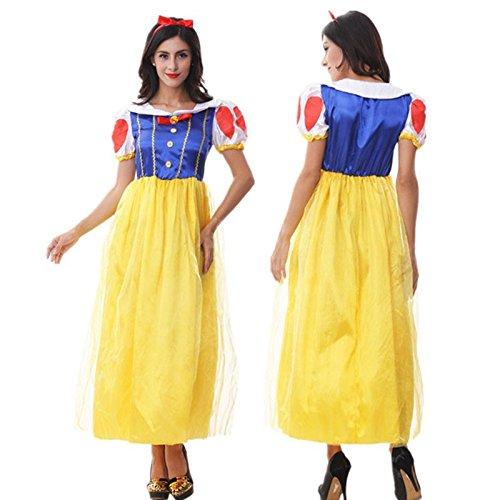 isney Schneewittchen Kleid Cosplay Show erwachsenen weiblichen Ballettrock Kostüm (Erwachsene Schneewittchen Kostüme)