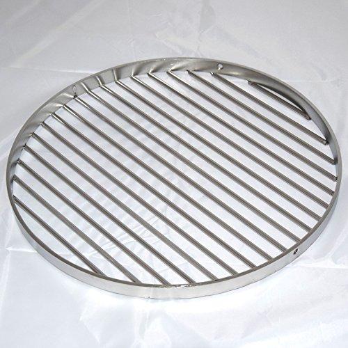 Metallgestaltung Betz Grillrost für Schwenkgrill Edelstahl rund 40cm, 6mm Stäbe 40216