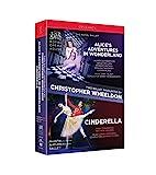 Ballets de Christopher Wheeldon : Alice au Pays des Merveilles - Cendrillon. [Import italien]