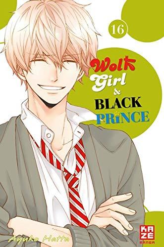 Wolf Girl & Black Prince 16