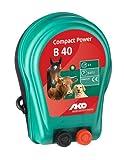 AKO Kerbl Compact Power B40, Batteriegerät 2 x 1,5 V