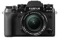 "Fujifilm X-T2 - Cámara sin espejo de 24,3 MP (pantalla LCD de 3"", APS-C""..."