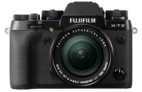 Fujifilm - Kit X-T2 + XF 18 - 55 mm Appareil Photo -...