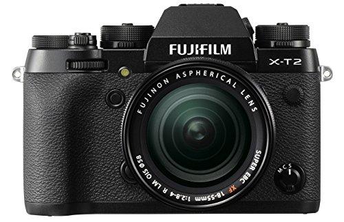 Fujifilm X-T2 + Obiettivo Zoom XF18-55mm F2.8-4 R LM OIS Fotocamera digitale...