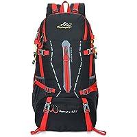 45L Viaggi Trekking Zaino Alpinismo - impermeabile borse da viaggio