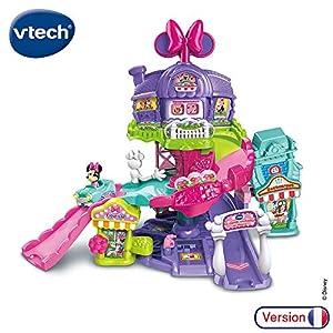 VTech - TTB-Le Monde Encanto de Minnie Tot BOLIDES-Mickey & Sus Amigos 80-521805