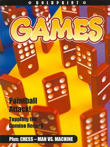 Boldprint: Student Edition Grade 9 Games (Steck-Vaughn Boldprint)