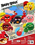 MVS Wholesale Pack of 10 Angry Birds Mini Launch Gioco - Serie 4 - Ideal Party Bag Filler o Filling o Easter Egg Hunt.