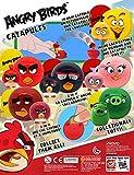 Prodotto 2 in 1 di Angry Birds. Ogni uccello arrabbiato è una mini banca di soldi (2 pollici di dimensioni) e anche raddoppia come un gioco. Questi sono perfetti per riempire le buste da festa / riempire o regali di caccia alle uova di Pasqua...