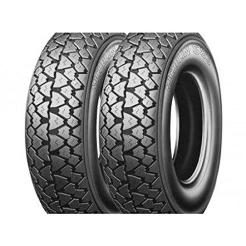 Pneu michelin s83 3.50-8 tt m/c 46j - Michelin 572057237