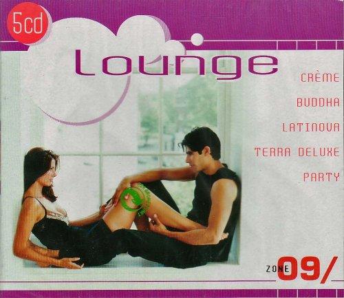 Lounge - 5er CD Box / Creme / Buddha / Latinova / Terra Deluxe / Party (Griffin Lounge)