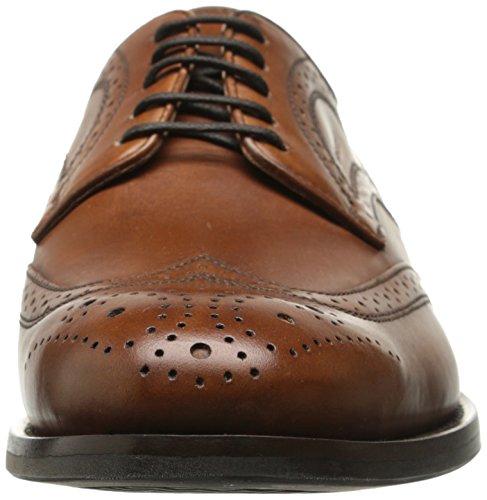 Geox U Hampstead D, Chaussures de ville homme Marron (Cognac)
