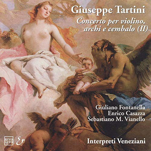 Tartini: Concerto in Sol maggiore, D83: Allegro