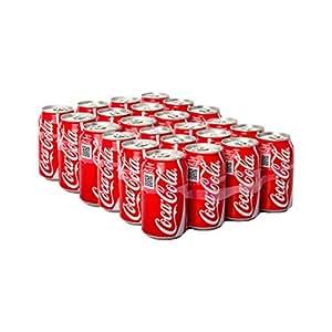 Coca-Cola 33cl (pack de 24)