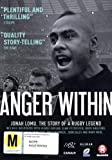 Anger Within: Jonah Lomu The Outstanding Story of a Rugby Legend (PAL) (REGION 4) {IMPORT}