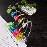 Ligero Mini LED Clip Book light Travel Book Lectura Ligero de luz