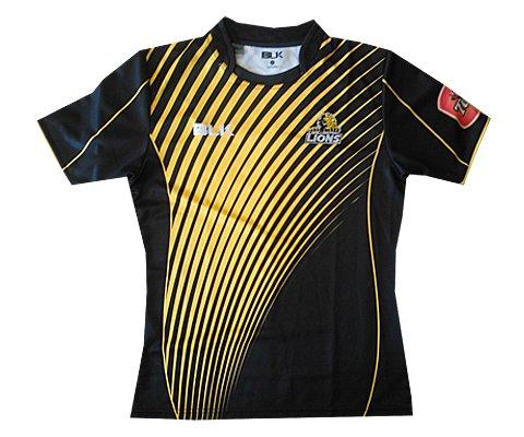 Wellington Lions 2013/14 - Maillot d'Entraînement de Rugby des Joueurs MC