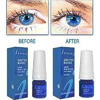 5 x Innoxa Gouttes Bleues French eye drops 5 x 10 ml (0.35 fl.oz) by Innoxa preisvergleich bei billige-tabletten.eu