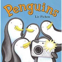 Penguins by Liz Pichon (2008-10-01)