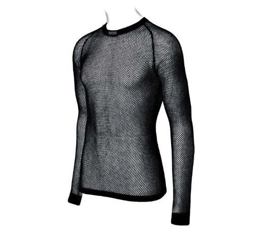 Super Thermo Shirt-Black L 10200300 (Thermo-unterwäsche Polypropylen)