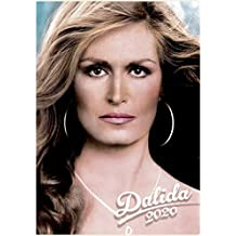 Wall Calendar 2020 [12 pages 20x30cm] Dalida French Music Vintage Magazine Cover Photo Poster