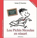Lou Pichin Nicoulau en nissart - Le Petit Nicolas en niçois, édition bilingue - IMAV Editions - 02/11/2017